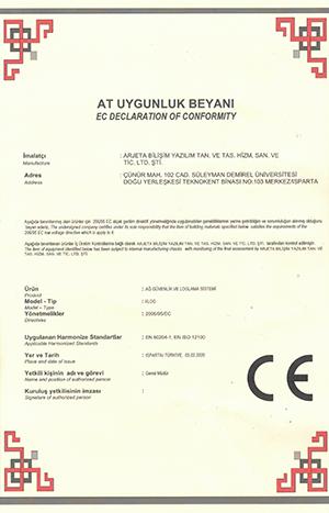 Xlog CE Belgesi