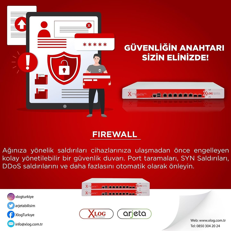 Xlog Firewall