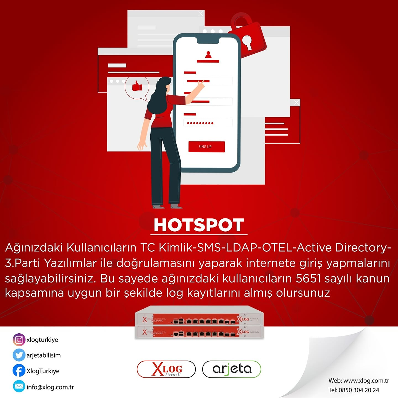 Xlog Hotspot