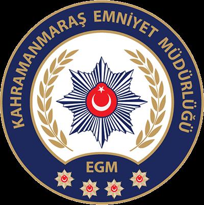 Kahramanmaraş Emniyet Logo