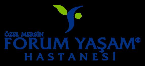 Mersin Forum Yaşam Hastanesi Logo