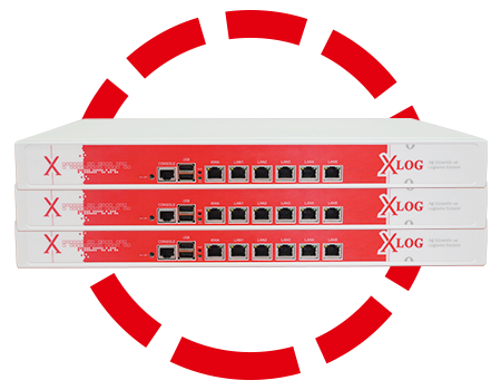 Xlog Firewalls